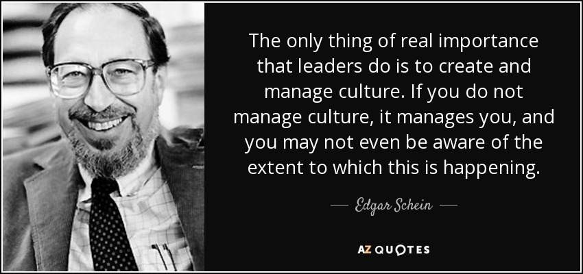 A Classic on Organizational Culture